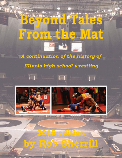 Beyond Tales From The Mat - 2015