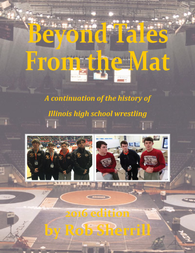 Beyond Tales From The Mat - 2016