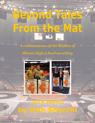Beyond Tales From The Mat - 2018